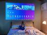 宅家學習效率低?智能投影幫你大屏網課安排起來