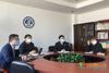 大連海事大學與中科院北京納米能源與系統研究所召開視頻會議