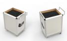 还书箱+图书馆自助式硬件服务+ZT500+移动还书箱