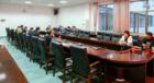 淮北师范大学召开人才引进工作布置会及学科评估工作会