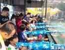 景区大型游乐设备气炮枪实感模拟射击设备游乐射击项目打靶气炮枪