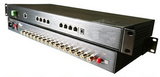 FMUX  FM-DVTR-8V1D 视频光端机