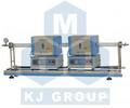 OTF-1200X-S2-50SL 小型的双炉体滑动管式炉