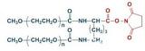 分枝单甲氧基聚乙二醇琥珀酰亚胺羧酸酯