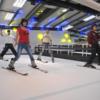 健身房滑雪機 兒童訓練室內滑雪機 天津健身房室內滑雪機廠家