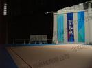 活动升降把杆(奥运会艺术体操场馆案例(北京工业大学体育馆)
