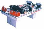 桑塔納2000型GSI(時代超人)仿真電器電路實習臺