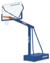 舒华品牌  场地设施  JLG-104丁字形篮球架
