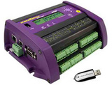 DT80智能可编程数据采集器