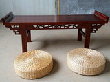 幼儿园国学馆用的桌子椅子尺寸和颜色-露瑶天国学课桌