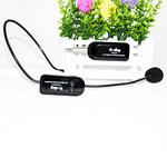 2.4g頭戴耳麥無線麥克風小蜜蜂擴音器頭戴耳麥教師上課話筒功放麥