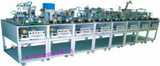 數控模組化生產流水線綜合系統:CD制程機