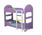 幼儿造型双层床
