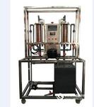 冷热泵循环演示装置 冷热泵循环演示仪 型号:DP17419