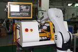 机器人上下料数控铣床实训系统