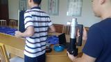 宠物用便携式DR数字化X光机