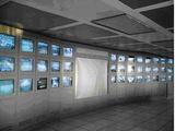 监控电视墙,屏幕墙,江苏机柜