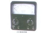 2.5级毫伏级(15009)J0412直流电压表