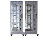 2DT6-FX-3U-64MR 双联六层透明仿真教学电梯模型