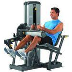 坐式大腿屈接练习器