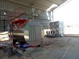 永兴WDR1-0.7电加热一吨蒸汽锅炉