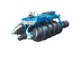 SL-Q6000全地形两栖管道检测机器人