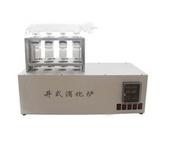 四孔可控硅消化爐/蛋白質快速測定儀成都廠家