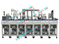 BR-MPS-8A模塊化柔性自動化生產實訓系統
