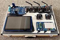 物联网技术综合实验系统