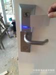 学生宿舍防盗门无线联网门锁