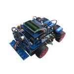 单片机机器小车实训平台