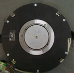 内置联轴器圆光栅