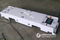 D型500KG双向嵌入式AGV小车/无人搬运车/山东青岛自动寻线车