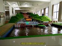 水电站仿真实训模型、水轮发电机组仿真模拟实验实训设备