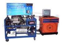 汽车微机控制故障检测诊断实验系统-桑塔纳AJR等各型号发动机