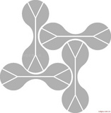 正常大兔肺动脉成纤维细胞总RNA