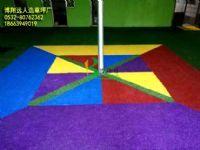 青岛幼儿园人造草坪铺装、报价