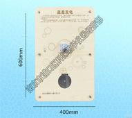 南京科探木质科技智慧墙展板壁挂式走廊仪器温差发电