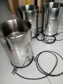 不銹鋼雨量筒/雨量傳感器/雨量計/量雨器
