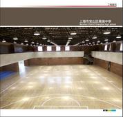 歐氏運動木地板籃球館羽毛球館地板舞臺地板實木地板