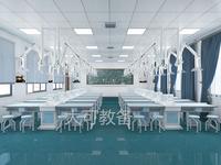 新型理化学生物实验桌铝塑铸铝试验操作台 实验室