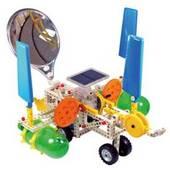 台湾智高玩具 #7362可充电太阳能组合 太阳能玩具 科学实验材料 绿色能源 太阳能 智多美