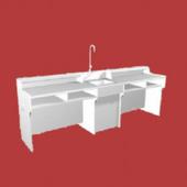 標準化生物實驗室家具