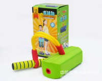 厂家专利感统训练 青蛙跳 跳跳鞋玩具