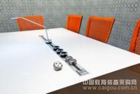 EUBIQ高端会议桌插座多功能插座 EUBIQ智能办公家具系统