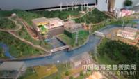 【水利发电站模型  生产 水利沙盘模型   供应水轮机模型】
