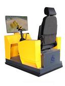 挖掘機工程機械培訓教學模擬設備/模擬器模擬教學設備