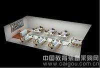 KJ物流综合实训室建设平台