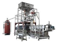 霖奧魚飼料機器設備生產線