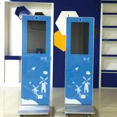幼兒刷卡機功能齊全學生打卡進校園